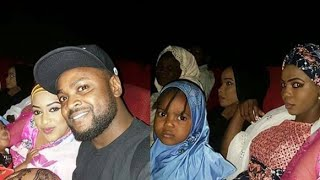 ADAM_A_ZANGO SELFIE AT SHOWING GWASKA RETURNS 2018