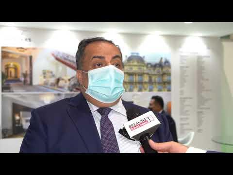 Mohamed Tolba, general manager, Fraser Suites Dubai