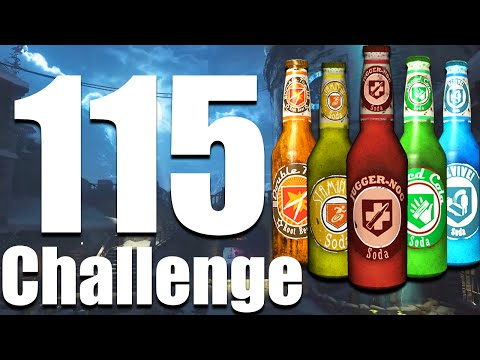 115 CHALLENGE ON DER EISENDRACHE - Call of Duty: Black Ops 3 Zombies!