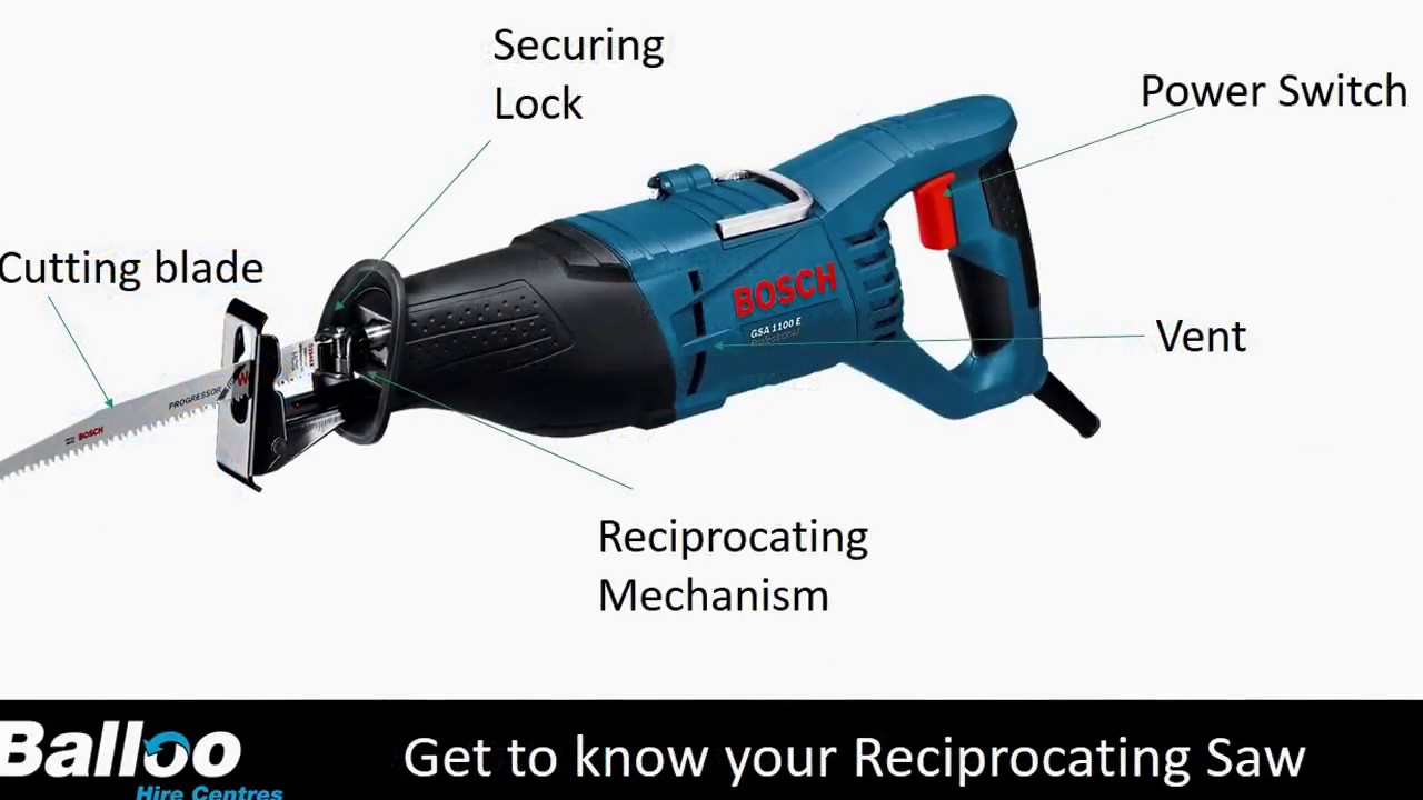 How to change blade on a reciprocating saw youtube how to change blade on a reciprocating saw greentooth Image collections