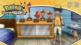 Pokémon Ultra Sol Ep.6 - LA CASA DEL MISTERIOSO CAMPEÓN POKÉMON...
