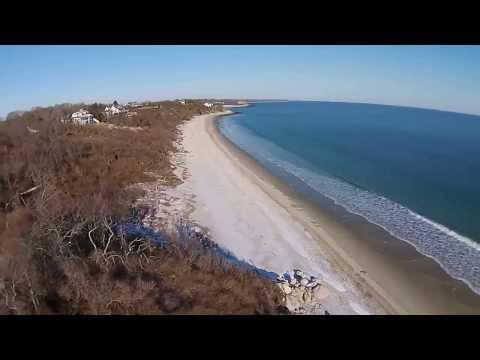 Isabella Beach Fishers Island, NY Jan 30