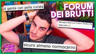 """Siamo stati valutati dal """"Forum dei Brutti"""" - Salotto della Valle"""