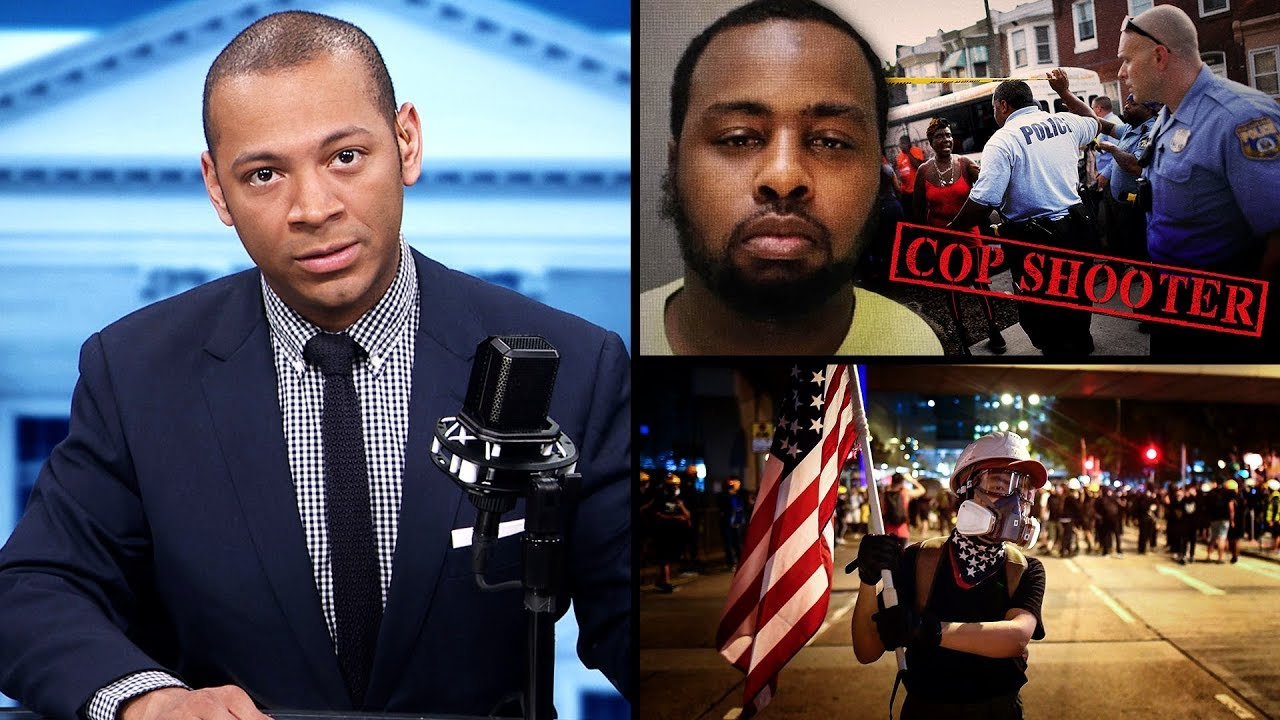 Jon Miller The Philly Cop Shooter Is Exactly Why We DON'T Need Prison Reform | Ep 425