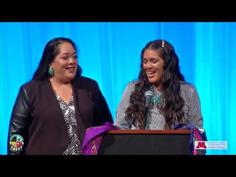 2017 Native American Nutrition Conference Day 1: Echo Hawk-Kawe