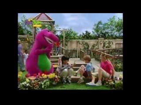 01 Barney i przyjaciele - A parade of bikes