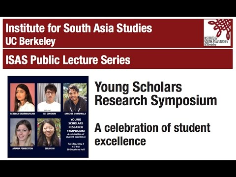 2017 Young Scholars Research Symposium: A celebration of student excellence