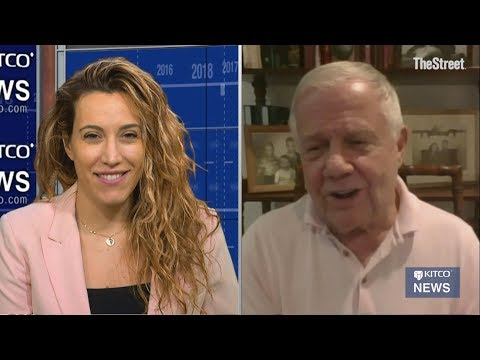 Jim Rogers - Before All This Is Over, Gold Is Going Through The Roof