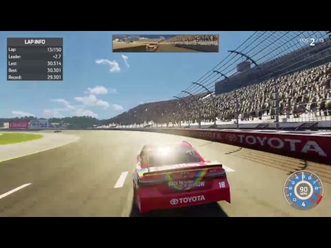 Impact Spec Series @New Hampshire! On-board #18