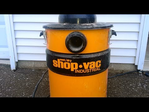 How To Professionally Clean A Shop Vac For Better Suction And Power