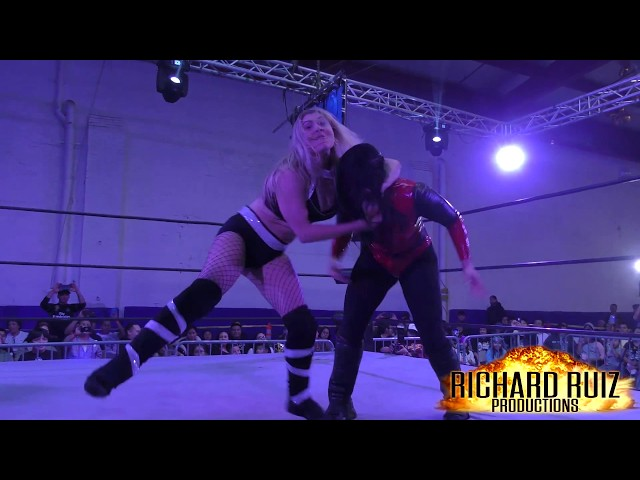 Natalia Markova vs Candy Cartwright (Women's Wrestling)