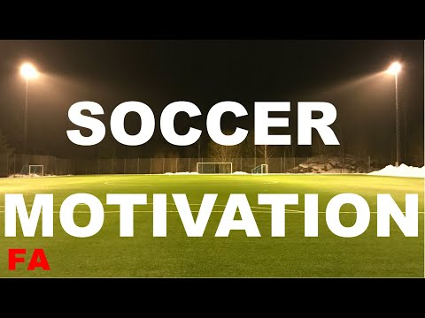 Never give up on your Dreams! | Soccer (Football) Motivational & Inspirational Video
