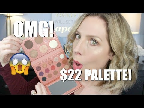 OMG! $22 PALETTE | BH COSMETICS X ItsMyRayeRaye thumbnail