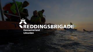 IJmuider Reddingsbrigade - Een Lifeguard ben je niet zomaar