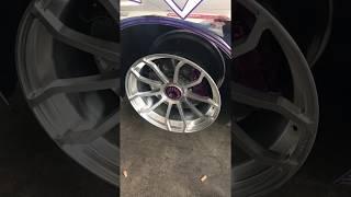 Lamborghini Aventador SV with LOMA  GT3-SL Superlight wheels