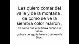 Jorge Celedon   La Invitacion Lyrics 4