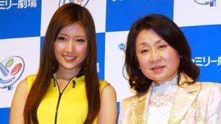 女優の多岐川華子さんが4月23日、東京都内で行われた「宇宙戦艦ヤマト」...