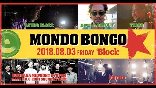 DJ Astro Black - Reggae Set at Block Club, Kiryu Shi, Japan