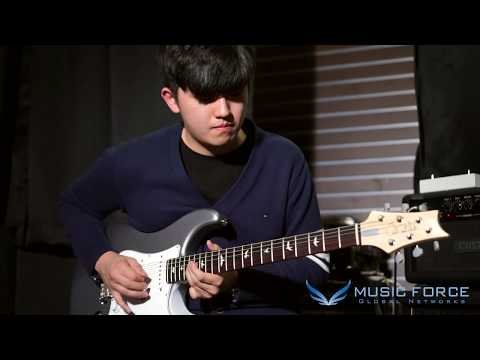 [MusicForce] PRS Silver Sky Demo - 'Waiting On The World To Change' By Guitarist '정경환'
