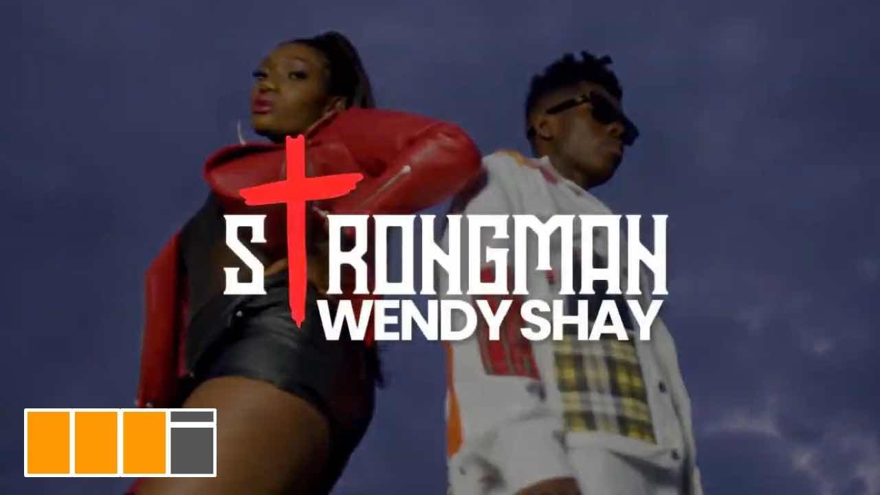 Strongman - Mokobe ft. Wendy Shay (Official Video)