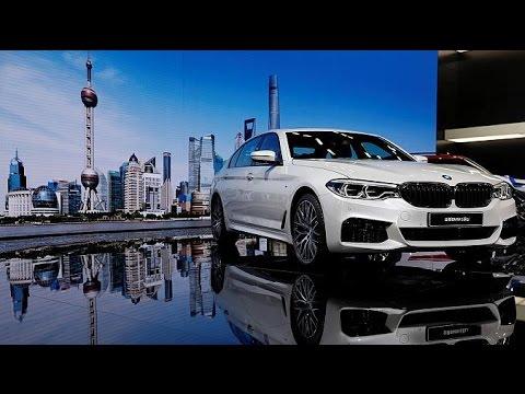 Shanghai Auto Show SUVs versus NEVs