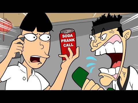 Angry Asian Restaurant Soda Prank (ft. Buk Lau)