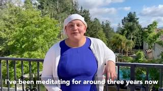 Lucy from Atlantic Meditation in Long Beach CA - Meditation Story #meditation #meditationbenefit