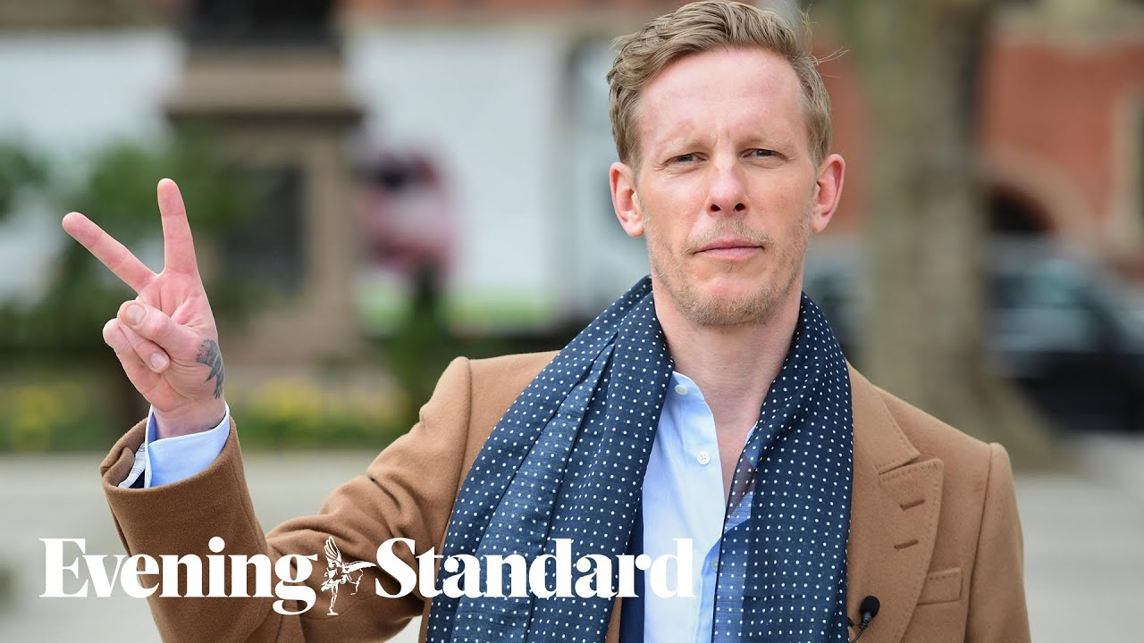 Laurence Fox unveils his manifesto in London Mayoral bid