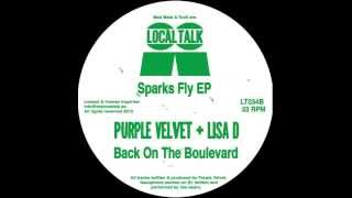 Purple Velvet & Lisa D  - Back On The Boulevard (12