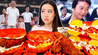 Download Lin Family Murders | Dark Family Secrets Leads to 5 Murders | Hot Cheeto Bagels & Chicken Mukbang