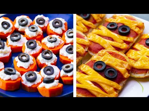 7 Healthy Halloween Recipes Low Calories Recipes