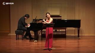 [엘림 18.01] 피아노 김상진 & 플루트 안명주 Moonshine Ride for Flute and Piano