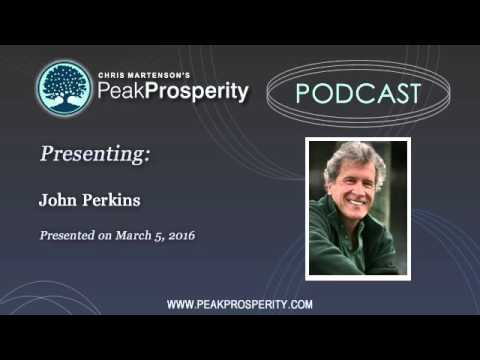John Perkins: The Shadow World Of The Economic Hitman