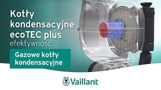 ecoTEC - efektywność - Vaillant Polska