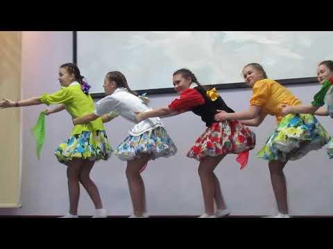 """анс. """"фаворит"""" - зажигательный русский танец"""