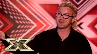 Download Simon Cowell loses it to Zak's slow 'club' track! | The X Factor UK