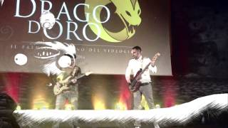 Murasaki Baby Live Performance at the Italian Video Game Awards Premio Drago d'Oro 2015