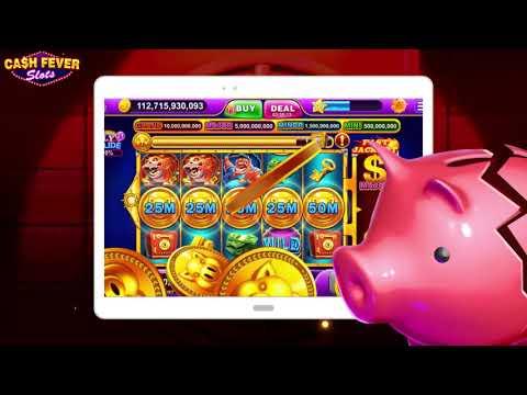cash fever slots™-vegas casino hack