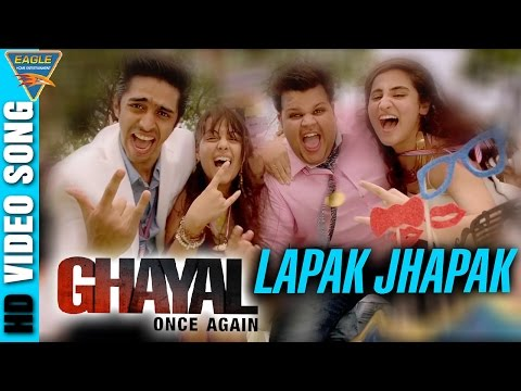 Lapak Jhapak Video Song || Ghayal Once Again Latest Hindi Movie || Sunny Deol, Soha Ali Khan