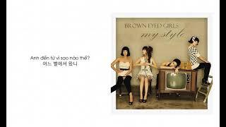 (Lyrics + Vietsub) My Style - Brown Eyed Girls (Acoustic liv…