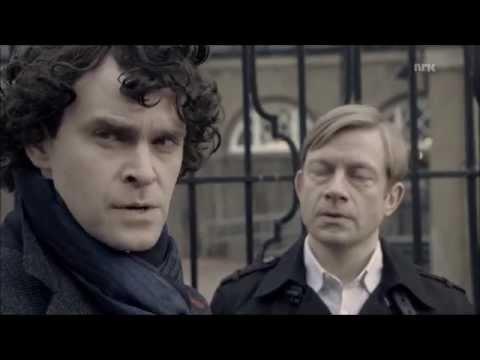 Sherlock Parody - NRK Part 1-3