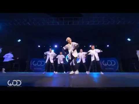 Kiel Tutin World Of Dance 2015 Youtube