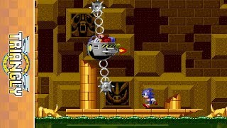 Sonic 1 bossfights but they have a PINCH mode!