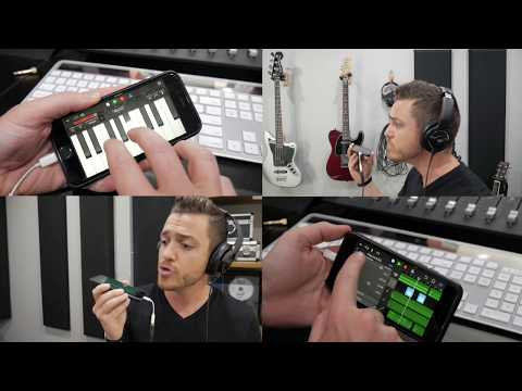 How I Recorded and Mixed a Song On My iPhone – RecordingRevolution.com