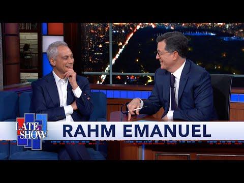 Rahm Emanuel: Mayors