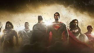Justice League Concept Art Reveals Flash & Cyborg First Look