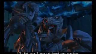 Transformers 2 Wii Cutscenes (#2)
