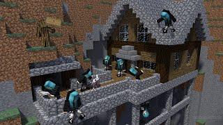 herobrine friend minecraft minecrafter oc lord ask deviantart medieval casa tutorial