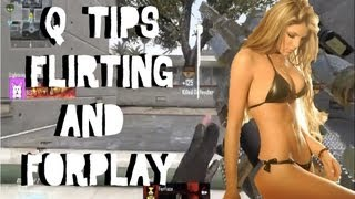 Q-Tips: Flirting & Forplay (Funny Commentary by QupiiD Gameplay by Quiiddle)
