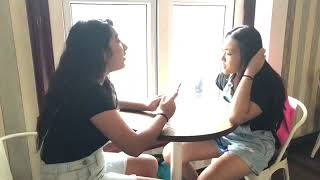 Kisah Si Culun//Short movie by Jessica Effendy and Khushi Harilela